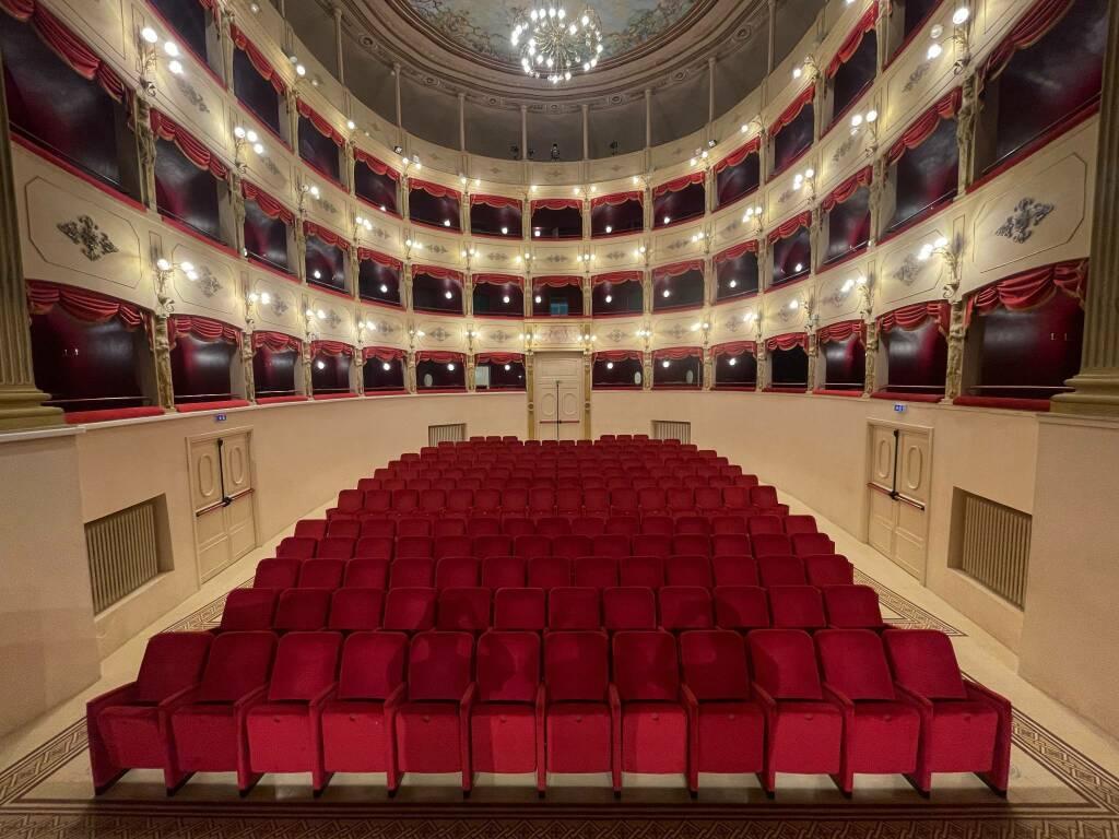 Teatro degli Impavidi di Sarzana