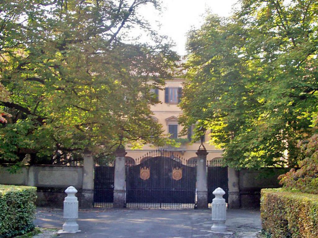 Villa San Martino, Arcore. Residenza di Silvio Berlsconi